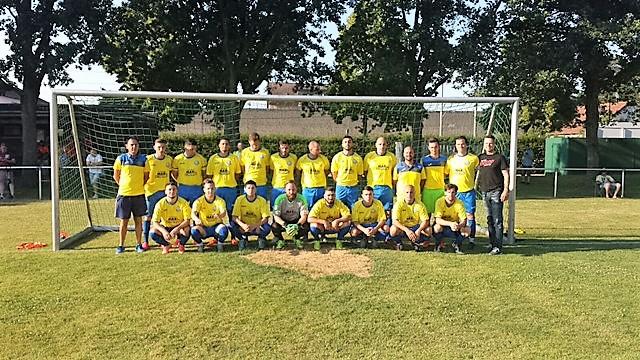 1. Mannschaft 2016_2017